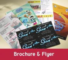 Ultra Supplies Singapore Brochure & Flyer Printing