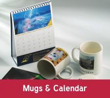 Mugs & Calendar Printing Solution/Service Singapore by Ultra Supplies