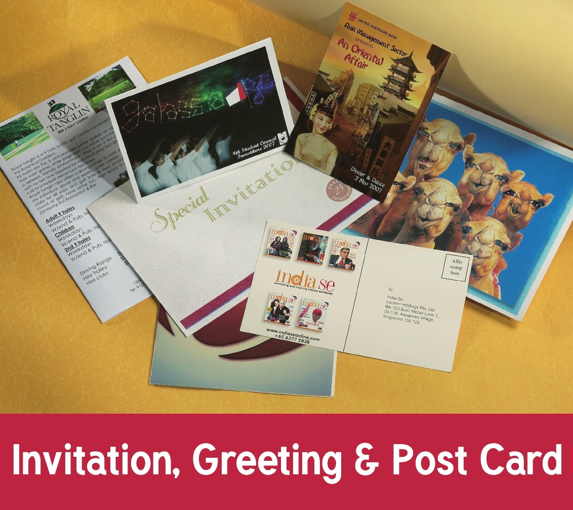 Invitation card printing from ultra supplies singapore ultra invitation cards stopboris Choice Image